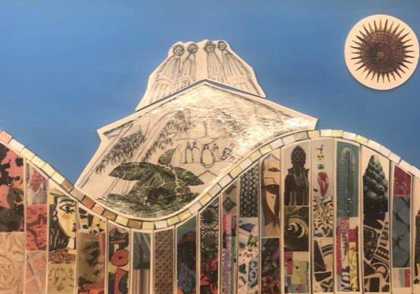 Barcelona Revisited (ceramic)